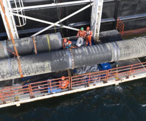 Photo: Nord Stream 2 AG