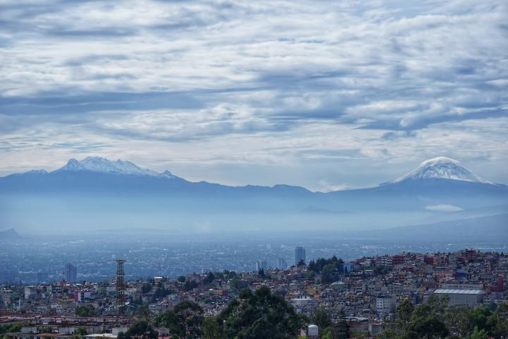 Photo: Mexico City, Unsplash