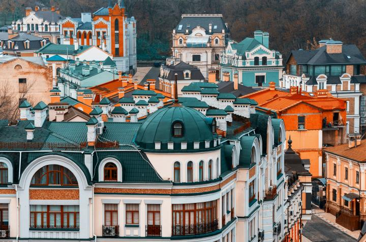 Kiev, Ukraine. Photo: Colourbox