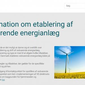 Billede: Screenshot fra hjemmesiden veprojekter.dk